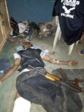 Robbery suspect shot dead in Ogun