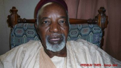 BREAKING: Former Kaduna Governor, Balarabe Musa, is dead