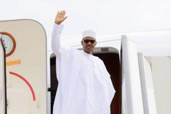 Buhari leaves for China Friday