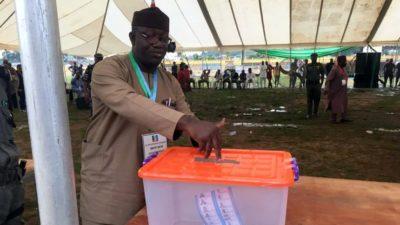 #EkitiDecides: EU Ambassador hails peaceful poll, massive turnout of voters