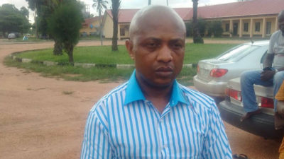 Alleged Kidnapping: Evans trial stalled again!