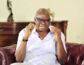 Fayose removed as Ekiti PDP leader