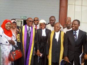 Jubilations as Nigerian Law School makes u-turn, calls Firdaus to-Bar in hijab, says it now graduates 1,562 students