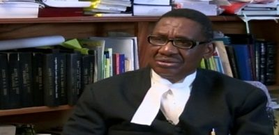 Sagay explains why Onnoghen's case can't go to NJC