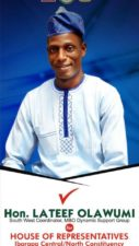 Lateef Olawumi declares for House of Reps Saturday