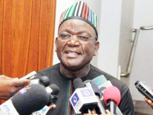"""APC says Governor Ortom's defection """"somewhat surprising"""""""