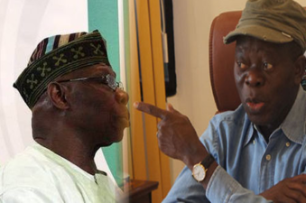 For ceding part of Cross River State to foreign country, Obasanjo will be punished – Oshiomhole