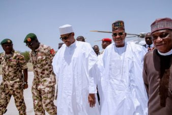 Buhari vows to fish out, punish politicians sponsoring violence in states