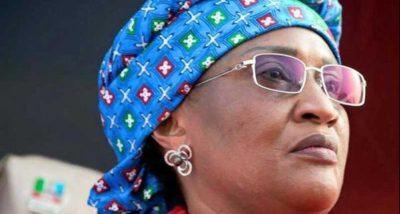 President Buhari accepts Women Affairs Minister's resignation