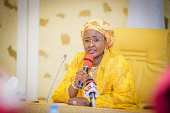 Education will end early marriages – Aisha Buhari