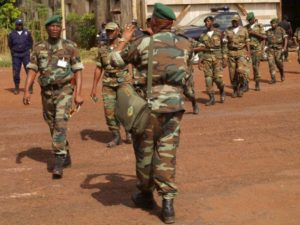 Angolan soldier jailed for 18 years over fatal shooting of boy
