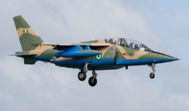 Military makes further successes as NAF destroys Boko Haram insurgents' facilities in Sambisa forest