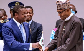 BREAKING: Nigeria's President Buhari elected ECOWAS Chairman