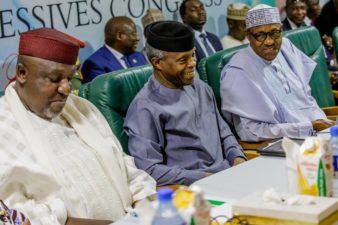 Breaking: Buhari picks Presidential Form
