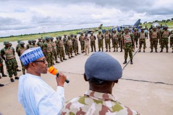 Boko Haram: Killing of Nigerian soldiers and politicians' politicization of security – AN EDITORIAL