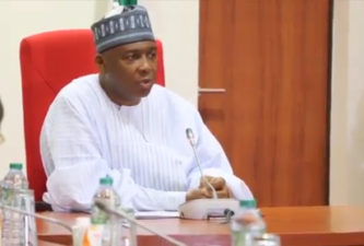 Saraki summons emergency meeting of NASS leaders, as Presidency raises alarm over shutdown of government