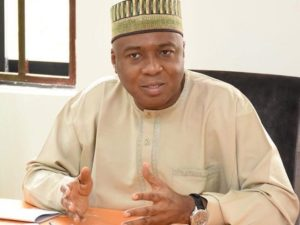 Stop seeing questioning of Saraki as attack, Citizen warns