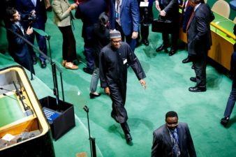 Full text of President Muhammadu's Statement at the UNGA73 Opening Day General Debate