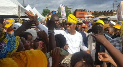 Ogun Politics: Our work has just begun, Dapo Abiodun, winner of APC Governorship primaries accepts victory