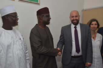 APC's Acting National Chairman, Niyi Adebayo, meets EU delegation, expresses readiness for 2019 general elections