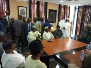 Reactions as Obasanjo, Kukah, Oyedepo, Gumi, Afenifere leaders endorse Atiku