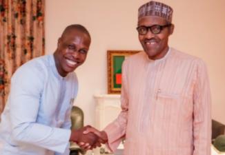 "Obasanjo's son asks President Buhari, ""Don't mind my dad"""