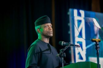 Why elites gang-up against President Buhari – VP Osinbajo