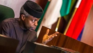 Presidency hits House of Reps hard, as Osinbajo's response renders its report indicting him on N5.8bn Intervention Fund useless