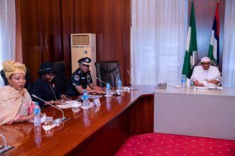 BREAKING: Buhari increases Police salary, demands more commitment