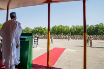 REMARKS BY HIS EXCELLENCY, PRESIDENT MUHAMMADU BUHARI, AT THE CHIEF OF ARMY STAFF ANNUAL CONFERENCE 2018, HELD IN MAIDUGURI ON 28 NOVEMBER 2018