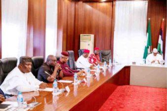 Why Southeast Governors, Ekweremadu met Buhari – SGF Boss Mustapha