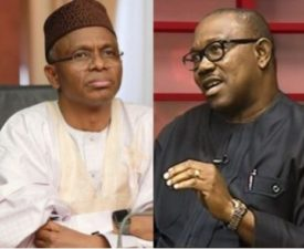 No safe haven yet for Peter Obi, as Governor el-Rufai's reported submission neutralizes his defence, exposes Atiku's running may as tribal bigot
