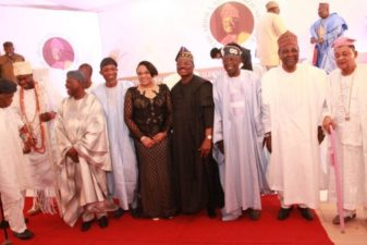 Ajimobi @69: Sustainable development: U.S, Gowon, Tinubu, others advocate strong institutions