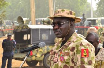 Army will sanction personnel involved in election malpractice – Buratai