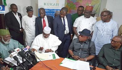 General Abdulsalami-led National Peace Committee has work to do on PDP – Presidency