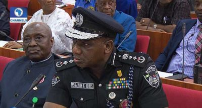 Whether or not IGP Idris should go