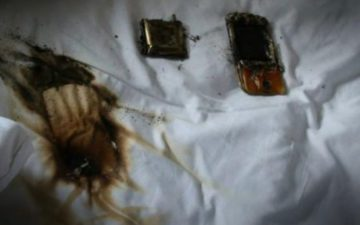 Woman dies as mobile phone explodes in bedroom, husband injured