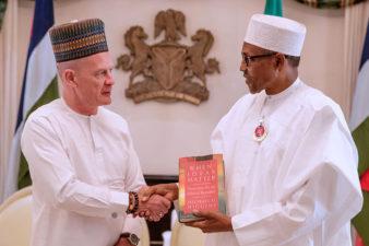 President Buhari lauds Nigeria-Ireland relations