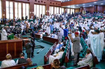 """WAKE UP: When lawmaking in Nigeria's National Assembly becomes """"idiotic"""", according to Nigerians"""