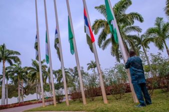 Nigeria declares 3-day of mourning over Shagari, as Buhari directs flags to fly at half mast