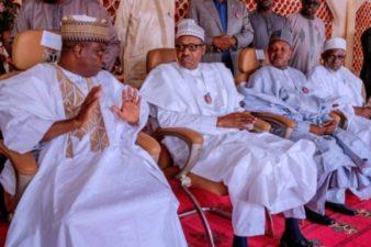 Our Government will immortalize Shagari, says Buhari on condolence visit in Sokoto