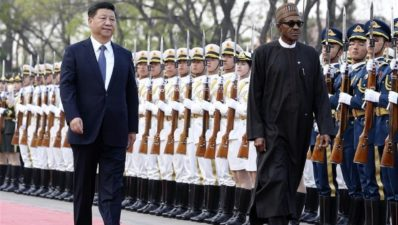 Chinese President felicitates with Buhari on 76th birthday