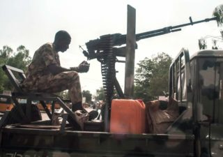 Troops frustrate, repel terrorists attack on Gubio, Magumeri markets