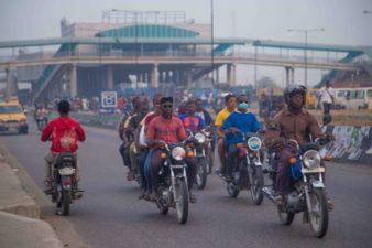 Okada riders take over Lagos roads as Gov Ambode goes to sleep?