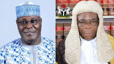 Onnoghen's nonappearance at CCT indicates existing affinity between PDP, judiciary, says APC