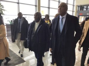 Exposed! US authorities speak on why Atiku was not arrested, says PDP Presidential Candidate entered America as 'aide' to Saraki