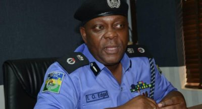 Police, Army, others in show of force in Lagos