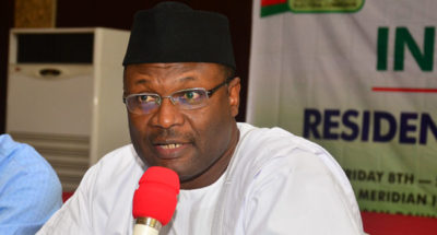 INEC declares Benue governorship election inconclusive