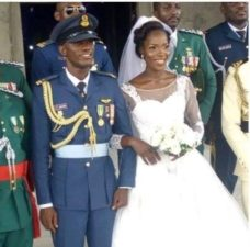 How our five-day marriage ended by NAF helicopter crash, Wife of NAF pilot reveals