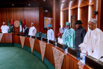 National Council of State approves N27,000 as new Minimum Wage, expresses satisfaction with INEC preparation for general election